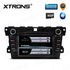 XTRONS Autoradio DVD GPS Player Touch sceen FÜR Mazda CX-7 screen mirror CANBUS