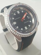Vintage Seiko 7002 automatic diver mod Doxa