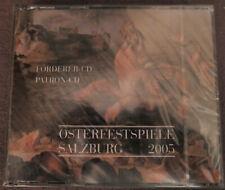 Förderer CD Mozart Idomeneo - Osterfestspiele Salzburg - BPhil - Rattle - selten