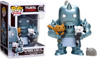 Exclusive Alphonse Elric with Kittens Funko Pop Vinyl New in Mint Box
