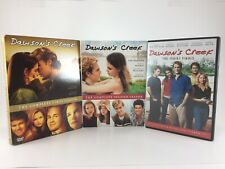 Dawsons Creek DVD lot Seasons 1, 2 And Series Finale - Very Good Condition