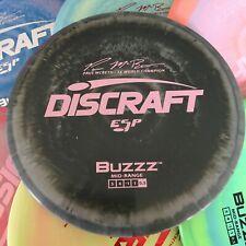 DISCRAFT Paul McBeth 5x Super Swirly ESP Buzzz Disc Golf Midrange Pick Your Disc