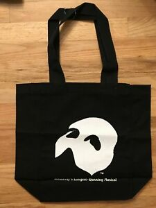 AUTHENTIC VINTAGE PHANTOM OF THE OPERA BROADWAY MUSICAL TOTE BAG