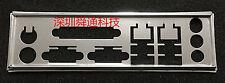 Gigabyte I/O IO Shield BLENDE GA-G31M-S2L,GA-G41MT-S2P GA-P41T-ES3G #G567 XH