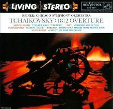 1812 Overture & Marche Slave, New Music