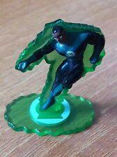 LANTERNA VERDE GREEN LANTERN 3D PVC DC HEROES ottimo JLA