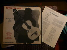 WOODY GUTHRIE Bound for glory FA 2481 Folkways records