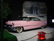 Elvis Car Museum Display Stands From Graceland For Mercedes 280SL & Ferrari Dino