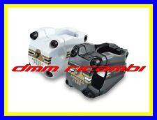 Attacco Manubrio Bici UNO GORILLA PARK 40 mm 15° Stem 31,8 28,6 MTB DH BIANCO
