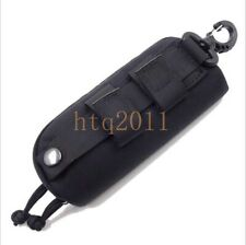 Tactical Glasses Case Molle Pouch Glasses Shockproof Protective Sunglasses Box