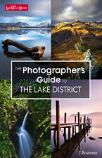 """New """"The Photographer's Guide to the Lake District"""" guide book by E.Bowness"""