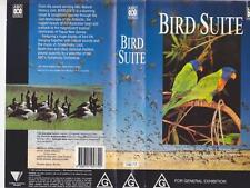 BIRD SUITE   ABC VHS VIDEOS PAL~ A RARE FIND