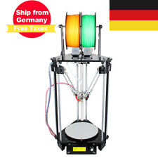 Le vendeur DE Geeetech Delta Rostock Kossel imprimante 3d Dual Print Head DIY