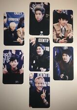 GOT7 FANMADE PHOTOCARDS SET - UK KPOP K-POP