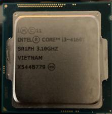 New listing Intel Core i3-4160T Sr1Ph 3.10Ghz Lga 1150 Dual Core Desktop Cpu Processor