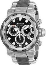 New Mens Invicta 23976 Capsule Chronograph Two Tone Bracelet Watch