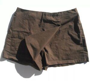 🌹.Title Nine Mountain Hardwear Cosmopolitan Skort Skirt Shorts Wrap Cargo 14