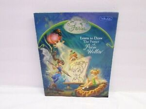 Walter Foster Learn to Draw The Fairies of Pixie Hollow Book Paperback