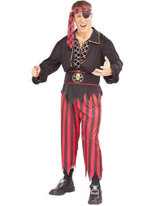 Admiral Costume capitan Military jacket hat sailor Navy  cosplay steampunk mens 42 chest Halloween