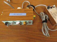 Grass Instrument P15D 1/2 Amplitude Frequencies A C Pre Amplifier W/power Cord