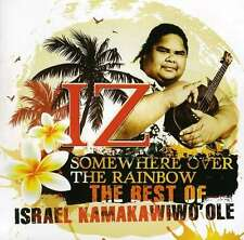 Somewhere Over the Rainbow Israel Iz Kamakawiwo'ole CD