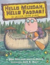 Hello Muddah, Hello Faddah: (A Letter from Camp)-ExLibrary