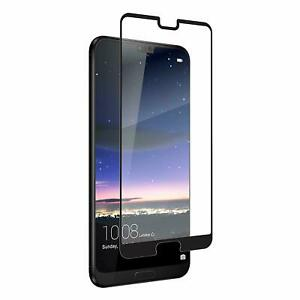 ZAGG Huawei P20 InvisibleShield Glass Curved Screen Protector Black Trim