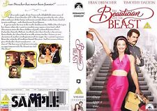 The Beautician And The Beast Video Promo Sample Sleeve/Cover #15212