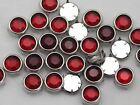 6mm Red Ruby CH17 Gemagic Rhinestones Size 30 - 100 PCS