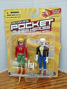 Golden Age Green Lantern & Solomon Grundy DC Comics Pocket Super Heroes/Series 1