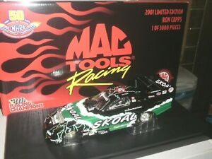 NHRA RACING CHAMPIONS MAC TOOLS 1/24 RON CAPPS 2001 SKOAL CAMARO 1/3000 #1994