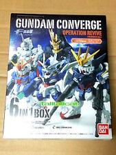 Bandai FW Gundam Converge Operation Revive (Asia Premium Edition) Wing 00 Q Z UC