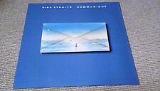 DIRE STRAITS COMMUNIQUE 2nd Orange Vertigo UK LP 1979 A/4 2/3