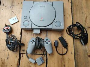 Sony PlayStation 1 PS1 Console Xstation ODE Region Free 400GB Bundle