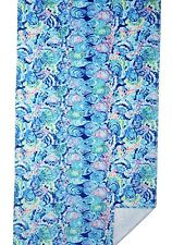 LILLY PULITZER BEACH TOWEL OCEAN COMMOTION HTF RARE NEW NWT