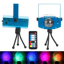 LED R&G Ripple Effect Party DJ Xmas Club Stage laser Projector Light Show+Remote