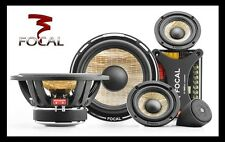 "FOCAL PS 165F3 MADE IN FRANCE HIGH QUALITY 3-WAY 6,5""/165mm SYSTEM, NEW WARRANTY"