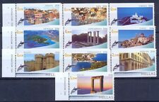 Greece 2006 Greek Islands issue Imperforate MNH XF.