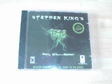 Stephen Kings f13 & Drácula la última Sanctury & Demonicon Nuevo y Sellado