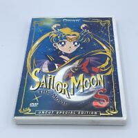 Sailor Moon S: The Movie Uncut Special Edition DVD OOP