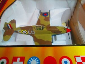 2005 CAROUSEL 1, #6103 1/48 RAF Tomahawk 11 B Clive Caldwell Diecast Plane nos