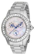 Invicta Women's Angel 28450 38mm White Dial Stainless Steel Watch