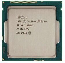 Intel Celeron Dual-Core G1840 2.8GHz LGA 1150 CPU Processor 1333 MHz 53W