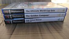 Ps2 Playstation 2 Spiele Lot x3 Family Fun Time j2 di