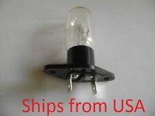 New Microwave Oven Light Bulb Lamp T170 240V 25W CL827 4.75mm Connectors Bulb1