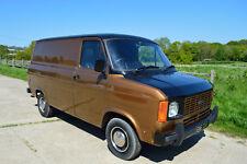 Classic Ford Transit Mk2