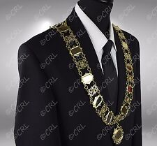 """Civic Chain collar of Office -  """"Herald"""" - Style 16"""