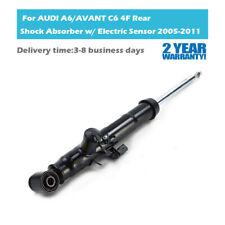 Rear Right Shock Absorber Fit Audi A6 Avant 4F5 C6 w/Electric Sensor 05-11 ADS