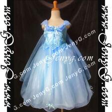 Robes bleu sans manches pour fille de 6 à 7 ans