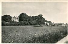 Carte PONTVALLAIN Château des Touches et les Communs Vue d'ensemble